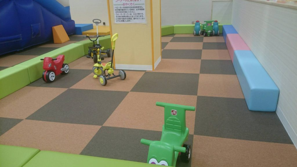 小さい子向け三輪車