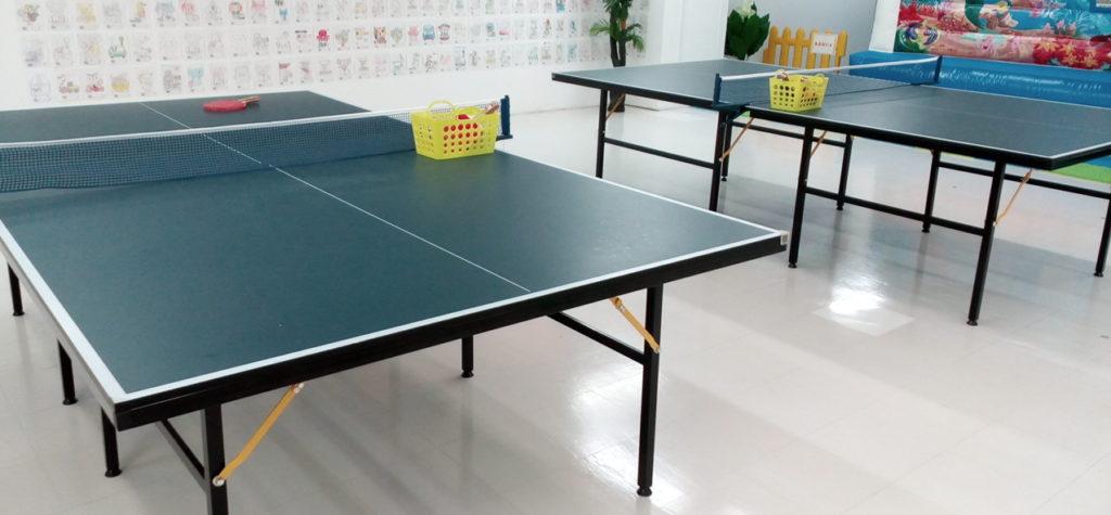 キッズUSランド上福岡子供の遊び場卓球