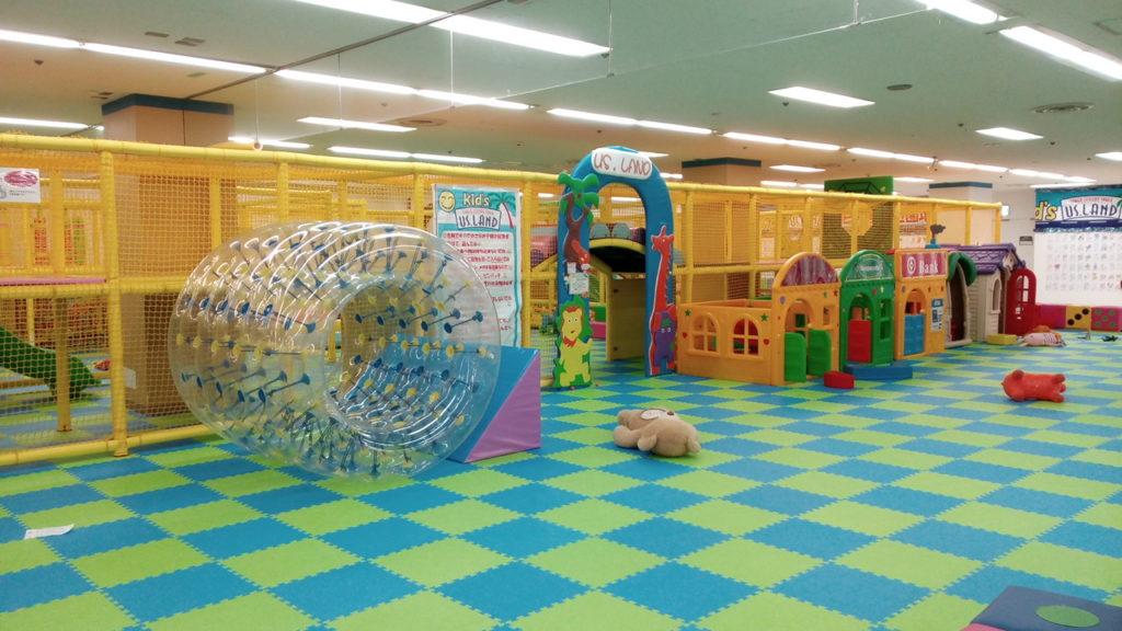 キッズランド上福岡 西友 埼玉県 子供の楽しい遊ぶ場所