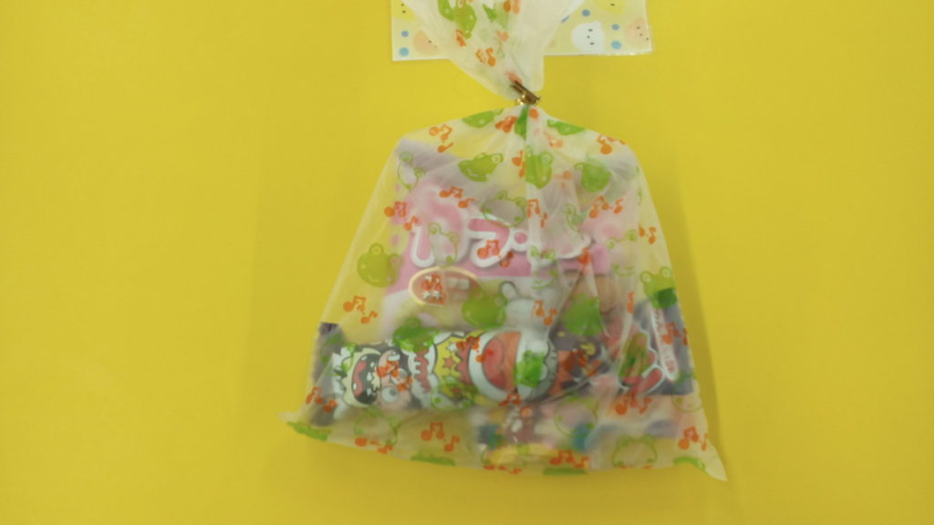 キッズUSランド上福岡子供の遊び場お菓子
