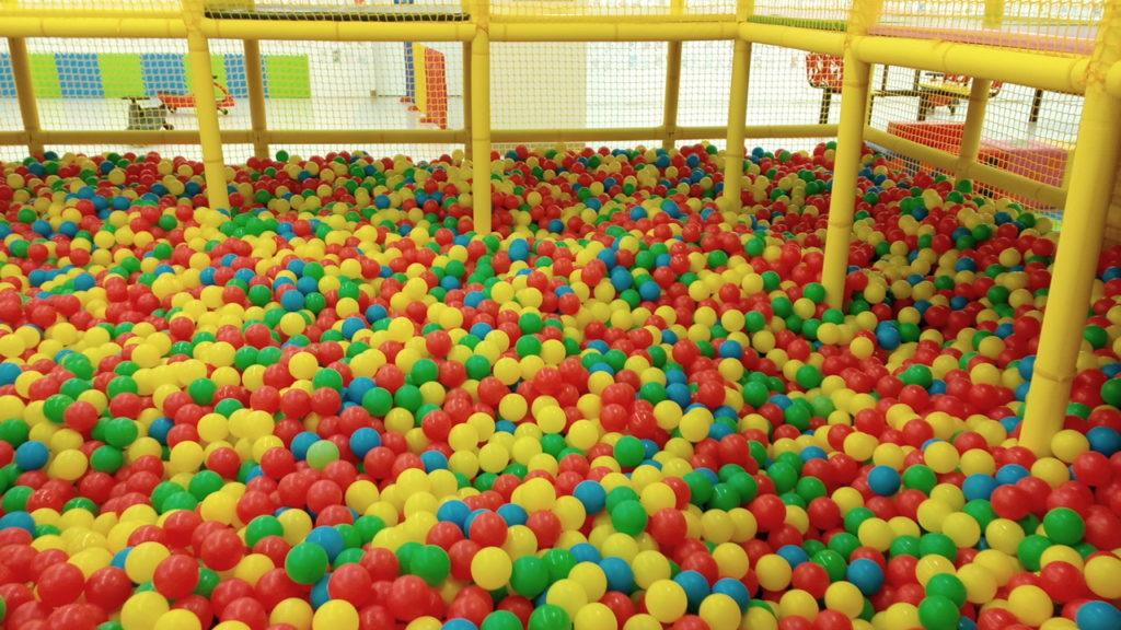 子供の遊ぶ場所キッズUSランド室内埼玉県