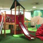 越谷レイクタウンの子供の遊び場有料