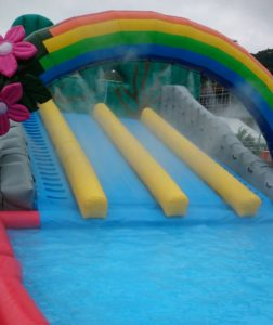 さがみ湖プレジャーフォレスト水遊び夏休みプール