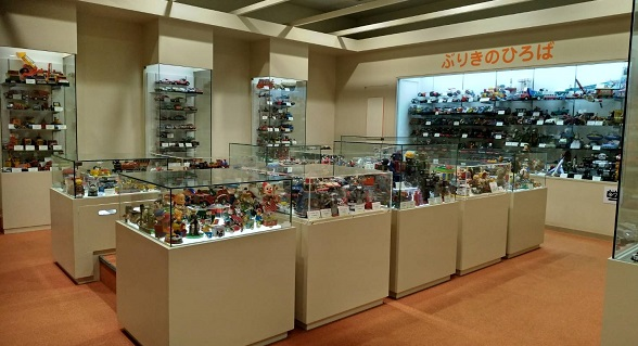 壬生町おもちゃ博物館ブリキのおもちゃ
