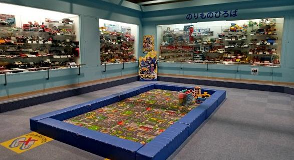 壬生町おもちゃ博物館トミカ車オモチャ