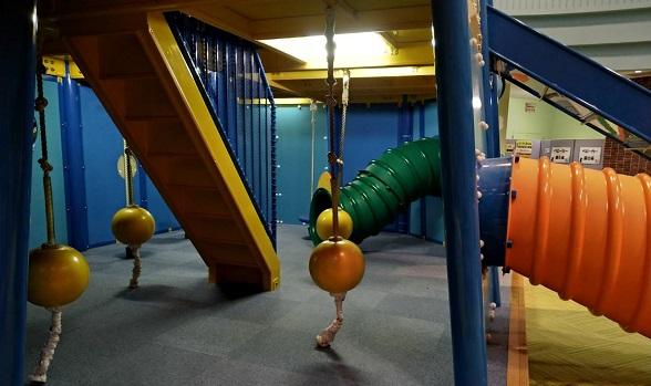 壬生町おもちゃ博物館遊具の下目玉の遊び場みどころ