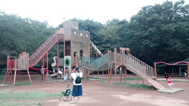 ふなばしアンデルセン公園ワンパク城