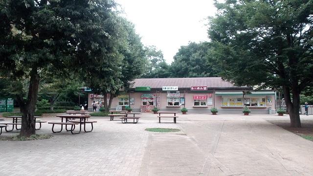 アンデルセン公園売店