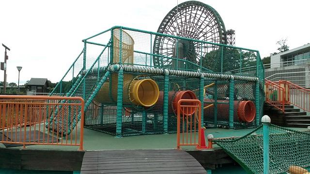 埼玉県川の博物館かわはく遊ぶ場所アスレチック