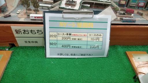 I壬生町おもちゃ博物館別館Nゲージ電車鉄道模型の部屋料金