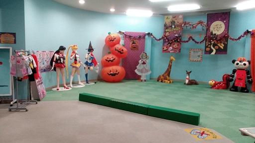 壬生町おもちゃ博物館撮影衣装