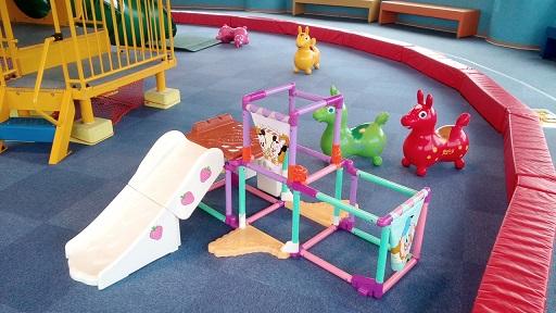 壬生町おもちゃ博物館赤ちゃんの遊び場そらの広場アスレチック遊具小さい子向け