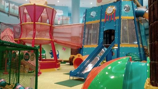 壬生町おもちゃ博物館遊具巨大目玉の遊び場みどころ
