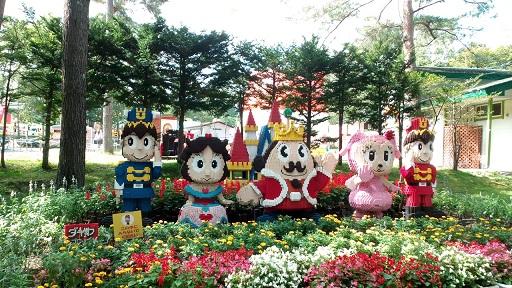 おもちゃ王国軽井沢キャラクター画像