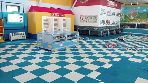 おもちゃ王国軽井沢プラレール部屋画像