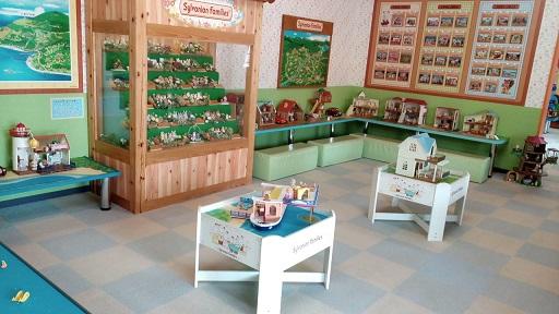軽井沢おもちゃ王国シルバニアファミリー