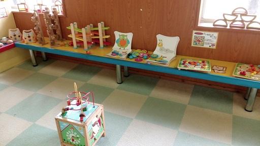 小さい子向けのおもちゃ軽井沢王国