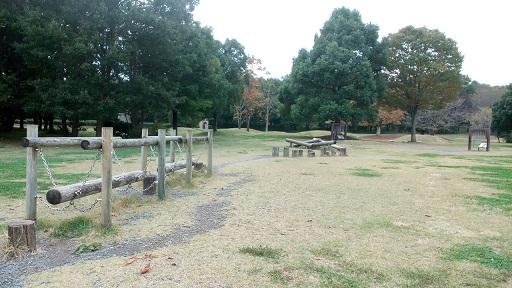 とちぎわんぱく公園のあ遊び場遊具