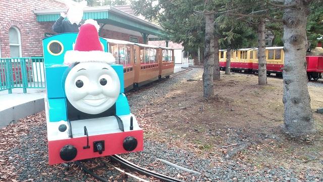 機関車トーマス乗り物富士急ハイランド