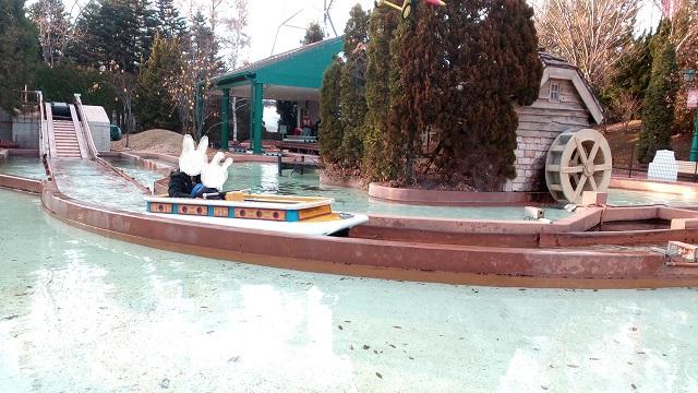 トーマスランドうきうきクルーズボート