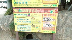 小松沢レジャー農園料金