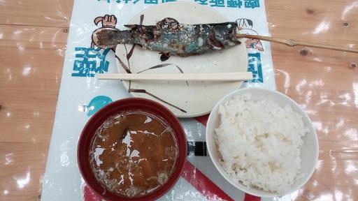 小沢松レジャー農園食事