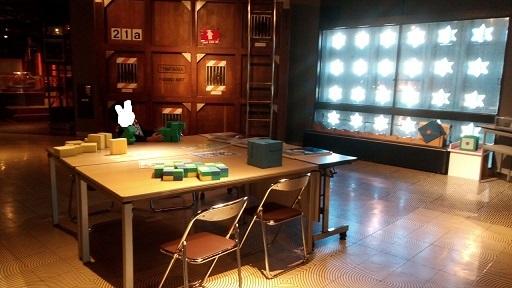 科学技術館ブロックパズル