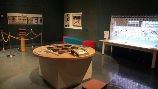 多摩六都科学館チェッカーテーブル