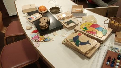 多摩六都科学館おもちゃ
