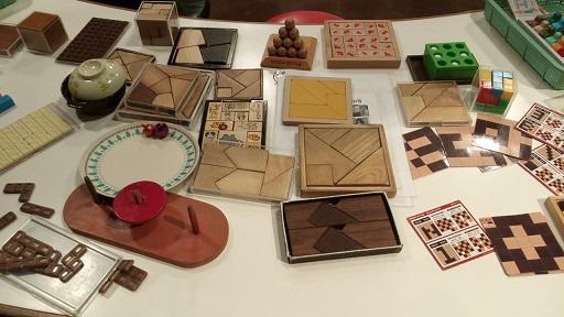 多摩六都科学館ブロックパズル
