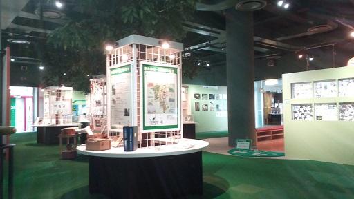 多摩六都科学館自然の部屋