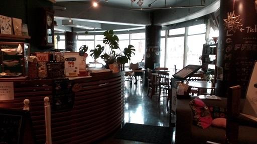 六都科学館カフェ