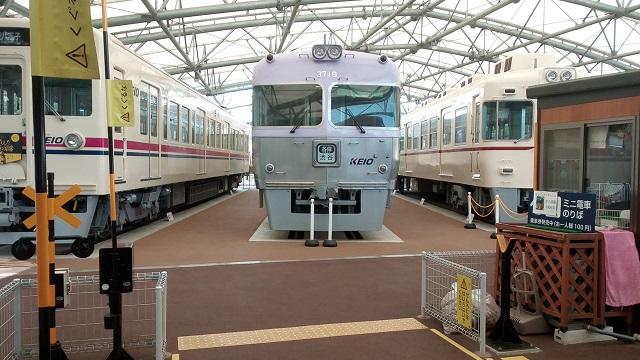 京王れーるランド電車