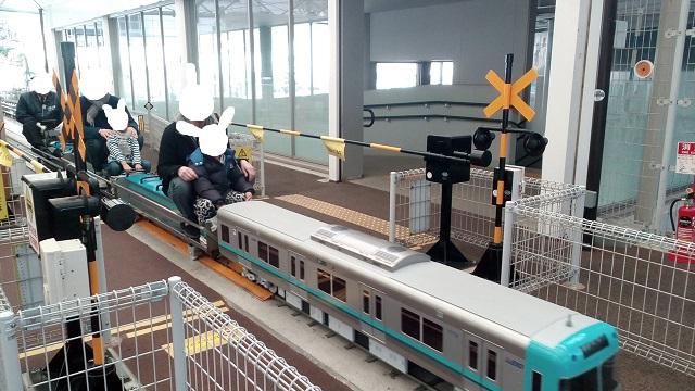 京王レールランドミニ電車