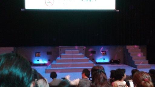 Gロッソヒーローショー舞台