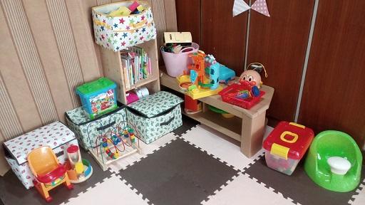 川越子連れ赤ちゃん連れママランチおもちゃ