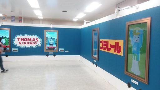 プラレール博TOKYO東京店内