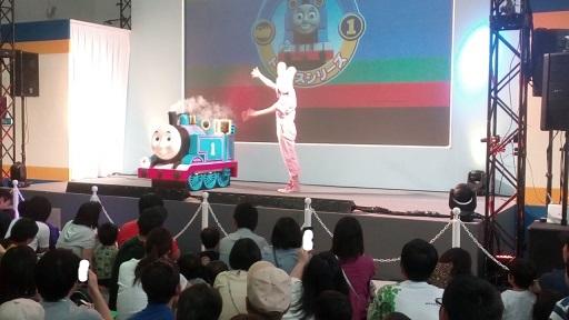 プラレール博イベントステージ