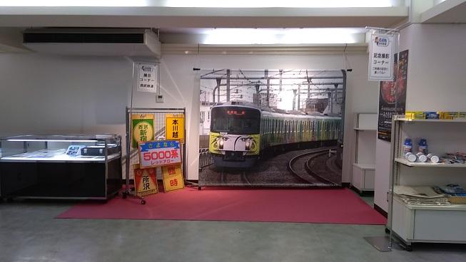 子供電車教室記念撮影