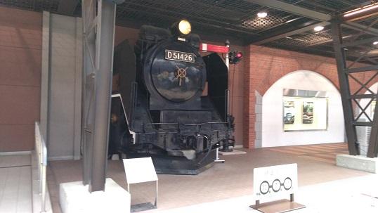 蒸気機関車鉄道博物館