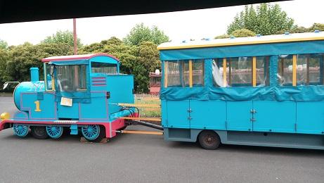 昭和記念公園パークトレイン