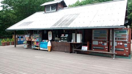 森の家売店