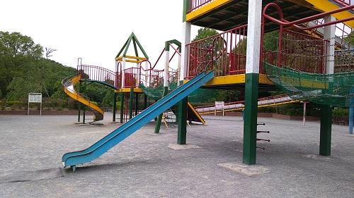 上尾丸山公園遊具