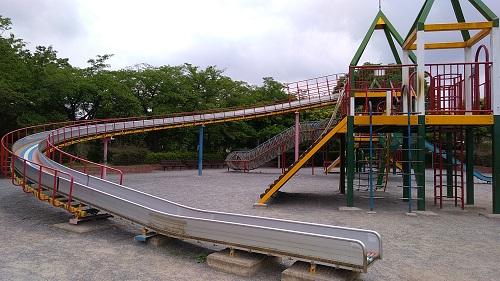 児童遊園地遊具