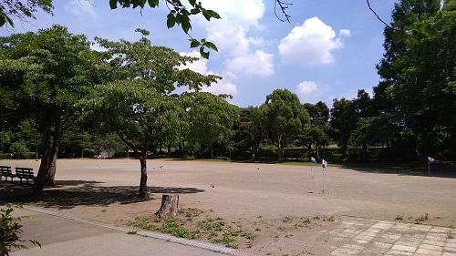 上尾丸山公園運動広場