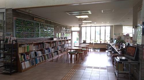 自然学習館2階