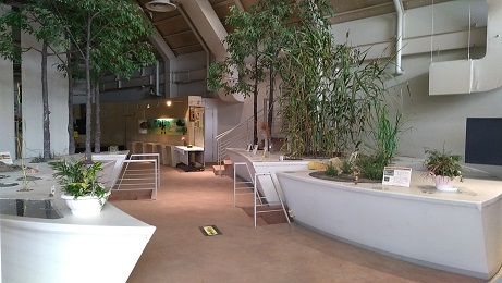 上尾丸山公園自然学習館