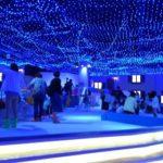 東京遊びマーレ室内遊び場雪遊びスノータウン