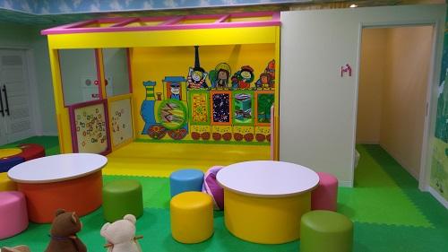 赤ちゃんや小さい子向け遊び場