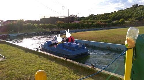 モーターボートクルーズ